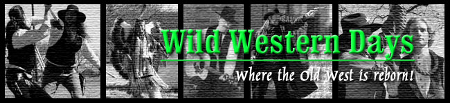 The official web site of Wild Western Days